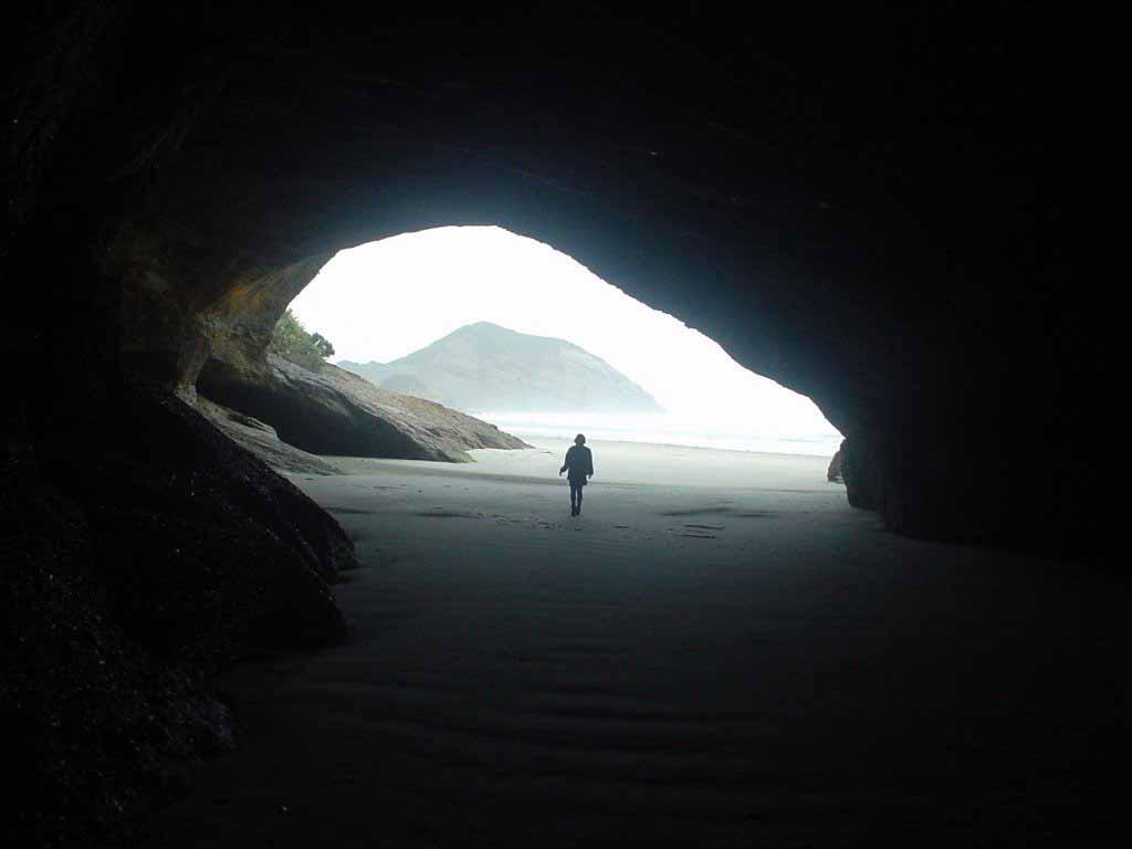 La cueva de la creacion