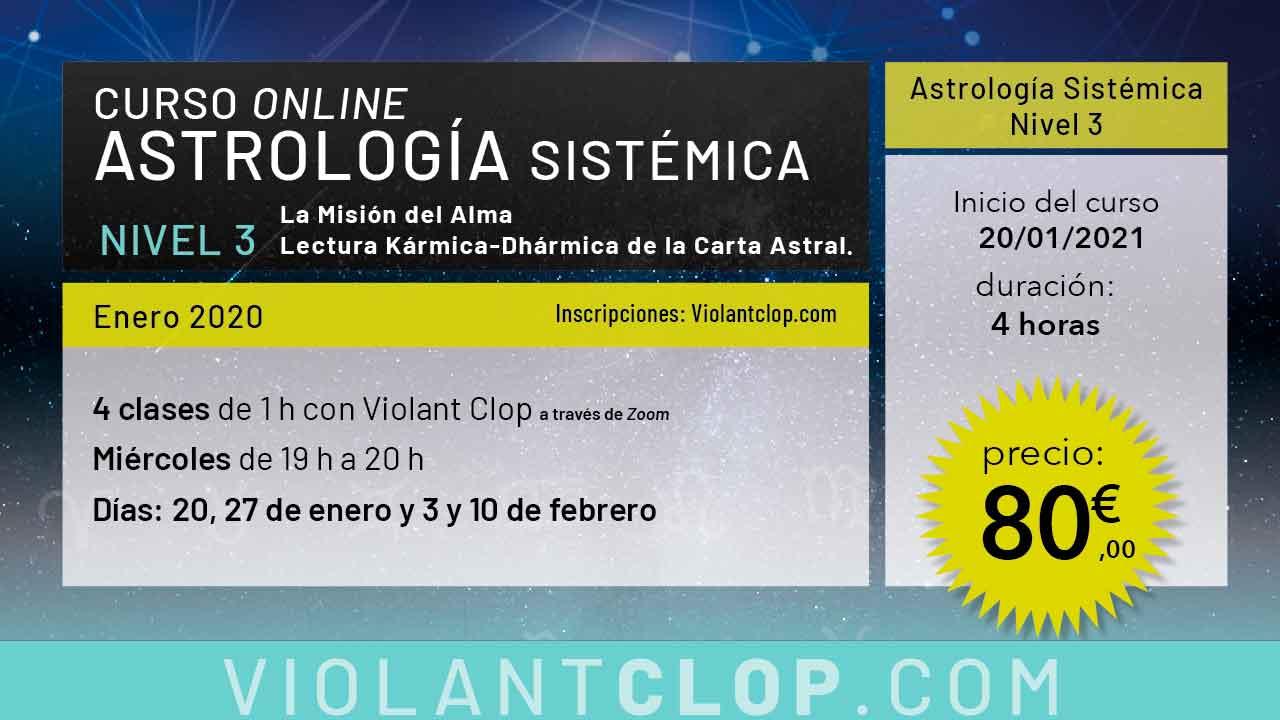 curso astrología kármica